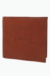 HIDESIGN Mens Leather 1 Fold Wallet