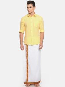Kerala Dhoti