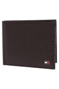 TOMMY HILFIGER Mens Leather 1 Fold Wallet