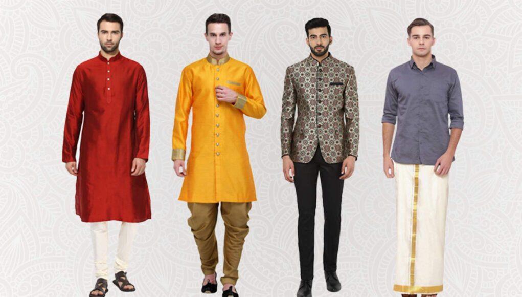 Mens ethnic wear guide