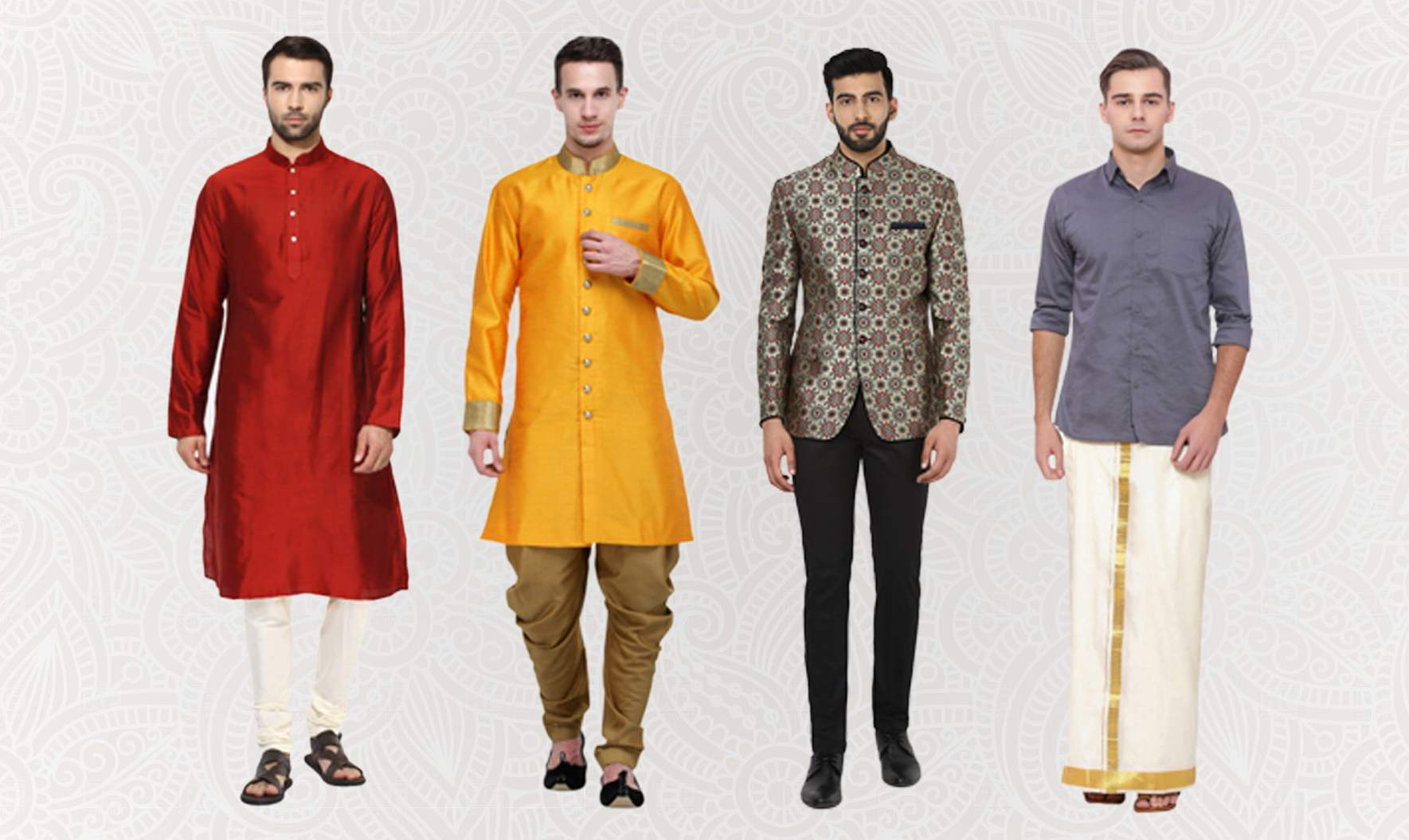 c2ae7a78a Ultimate Guide to Mens Ethnic Wear  10 Traditional Styles for Men ...