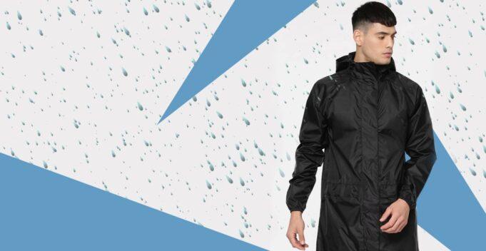 mens raincoat guide banner