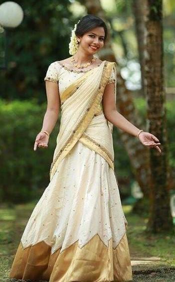 Onam Dress For Ladies 5 Evergreen Onam Styles For Women Fashion Suggest