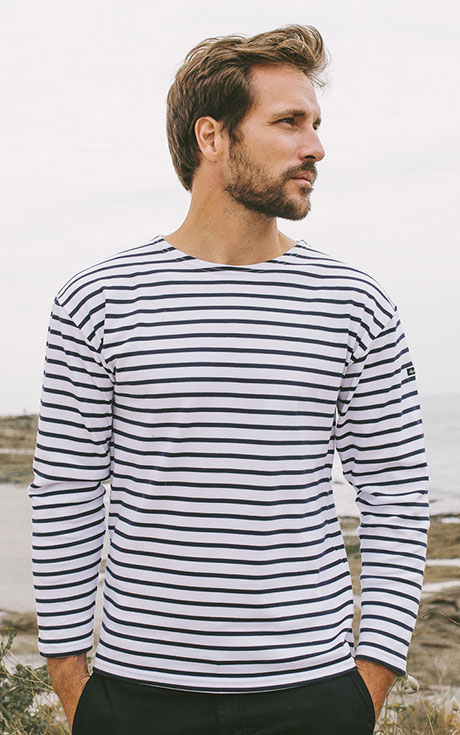 0cb037f58b44fd How to wear stripes for men? See Stripes in Style - Fashion Suggest