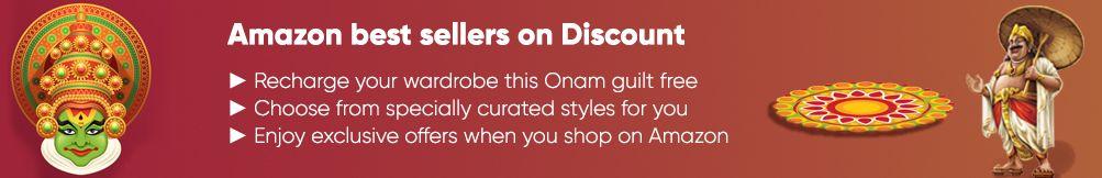 Amazon offers Onam