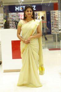 Priyanka Onam Look Kerala Saree - ethnicwear